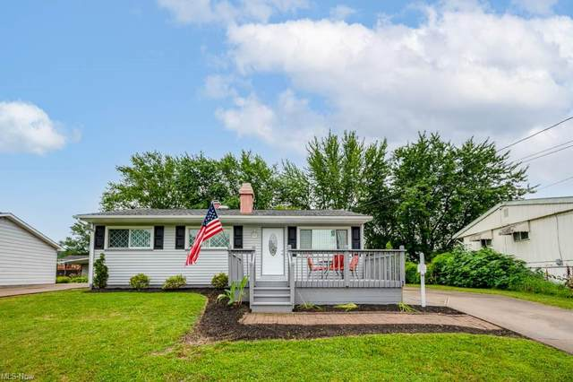 694 Notre Dame Avenue, Youngstown, OH 44515 (MLS #4303467) :: RE/MAX Edge Realty
