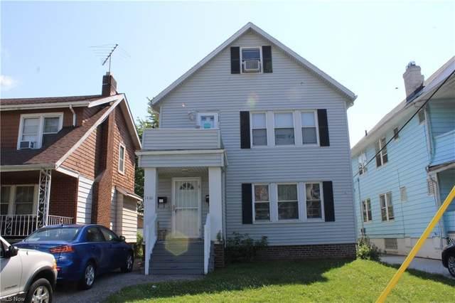 1460 E 204th Street, Euclid, OH 44117 (MLS #4303474) :: TG Real Estate