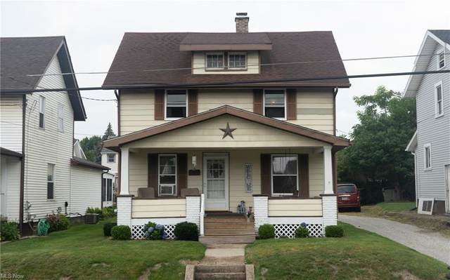 1135 Homewood Avenue SW, Canton, OH 44710 (MLS #4303485) :: Krch Realty