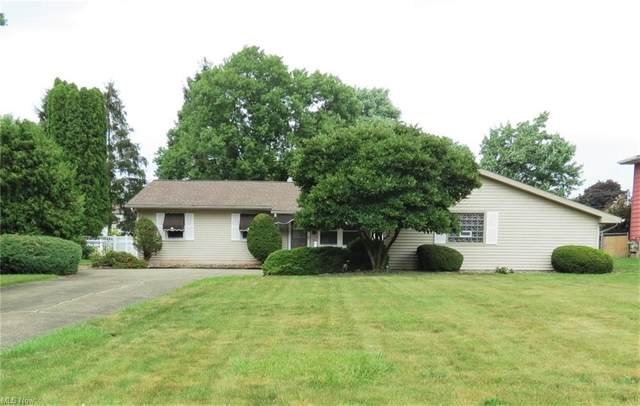 1661 Warner Court, Mineral Ridge, OH 44440 (MLS #4303516) :: The Holden Agency