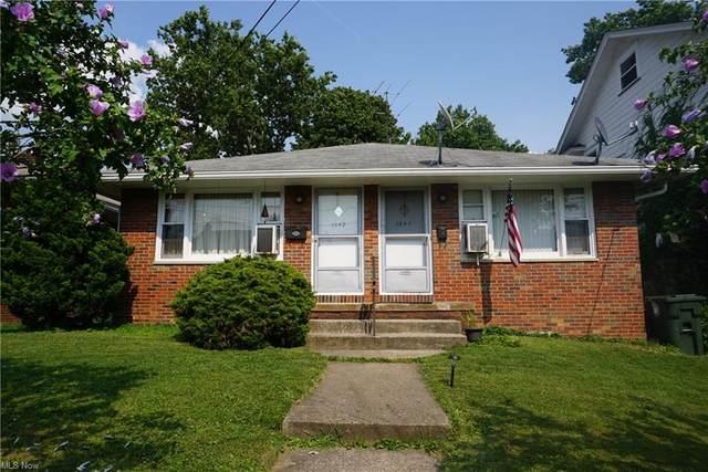 1540-1542 Vassar Avenue NW, Canton, OH 44703 (MLS #4303545) :: TG Real Estate