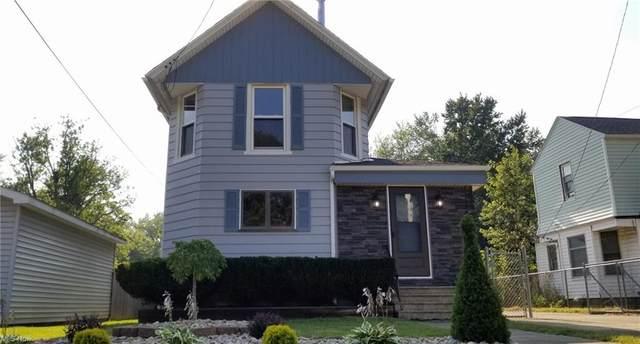 527 Thayer Avenue, Ashtabula, OH 44004 (MLS #4303607) :: Select Properties Realty