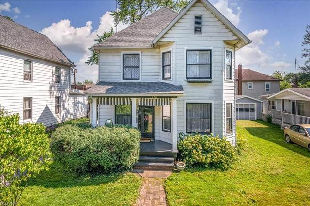 155 W Maryland Avenue, Sebring, OH 44672 (MLS #4303618) :: RE/MAX Edge Realty