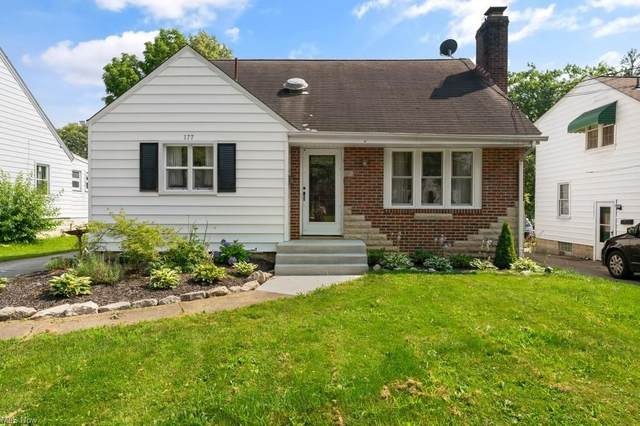 177 Argyle Avenue, Youngstown, OH 44512 (MLS #4303633) :: RE/MAX Edge Realty