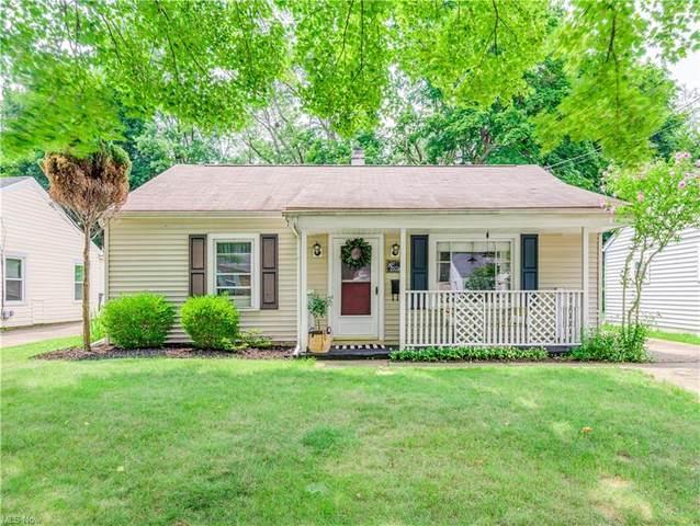 2578 Edgebrook Avenue, Akron, OH 44312 (MLS #4303641) :: TG Real Estate