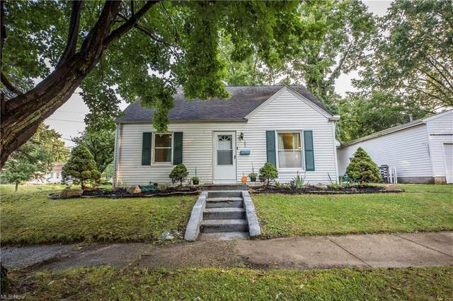 792 Caddo Avenue, Akron, OH 44305 (MLS #4303642) :: Krch Realty