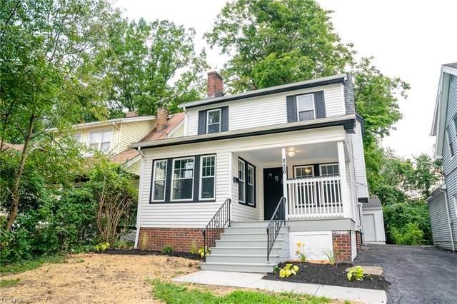 826 Caledonia Avenue, Cleveland Heights, OH 44112 (MLS #4303653) :: TG Real Estate