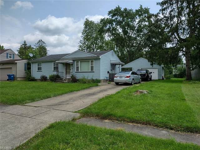 829 Nancy Avenue, Niles, OH 44446 (MLS #4303666) :: TG Real Estate