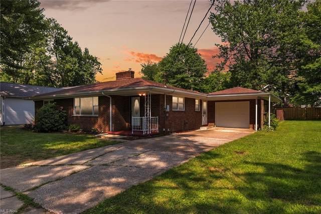 608 Lyndon Avenue, Ashtabula, OH 44004 (MLS #4303671) :: Select Properties Realty