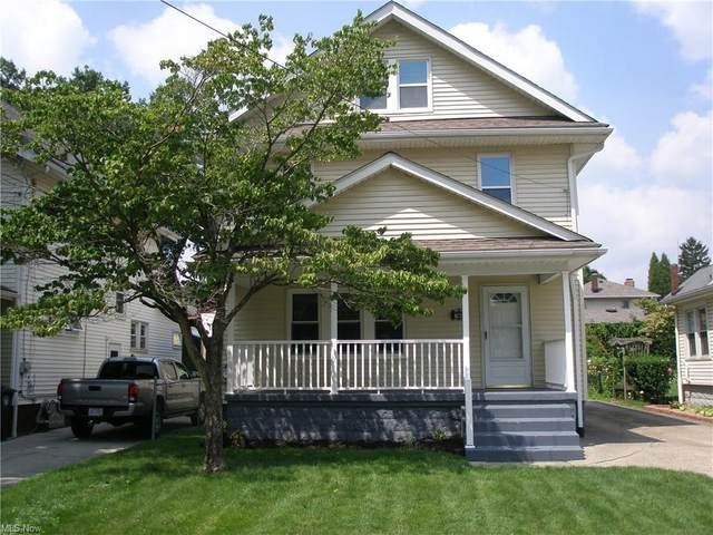 556 Oxford Avenue, Akron, OH 44310 (MLS #4303693) :: Krch Realty