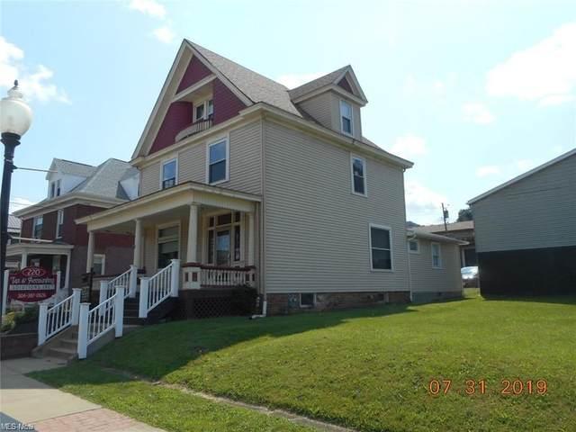 220 Carolina Avenue, Chester, WV 26034 (MLS #4303784) :: The Art of Real Estate