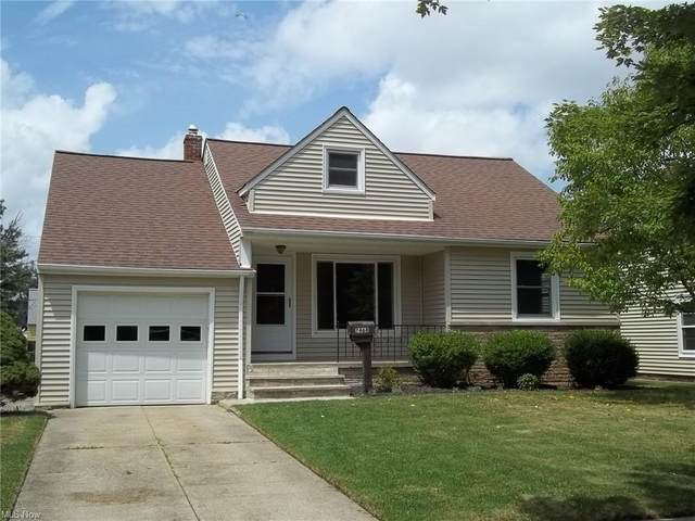 7468 Briarcliff Parkway, Middleburg Heights, OH 44130 (MLS #4303790) :: Tammy Grogan and Associates at Keller Williams Chervenic Realty