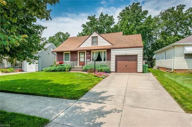 6024 Deering Avenue, Parma Heights, OH 44130 (MLS #4303795) :: TG Real Estate