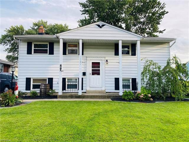 16371 Holland Road, Brook Park, OH 44142 (MLS #4303856) :: The Holden Agency