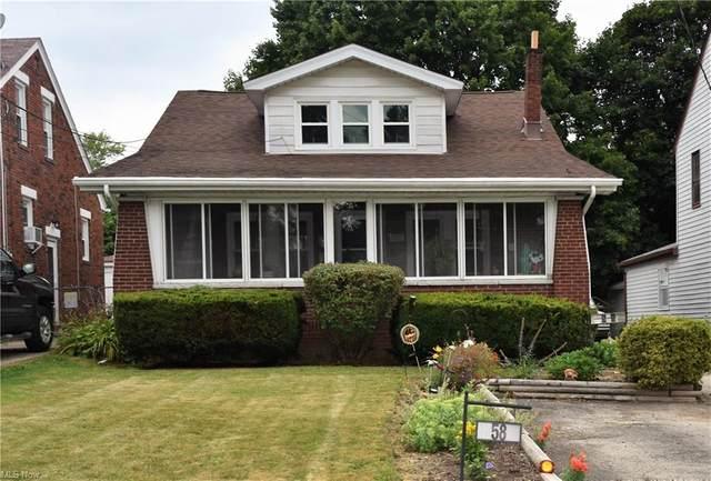 58 Terrace Drive, Boardman, OH 44512 (MLS #4303901) :: TG Real Estate