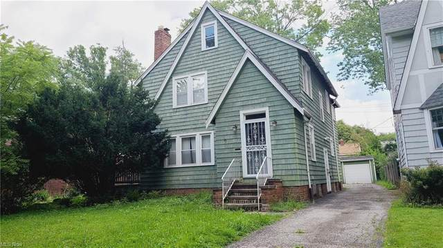 1177 Sylvania Road, Cleveland Heights, OH 44121 (MLS #4304027) :: Select Properties Realty