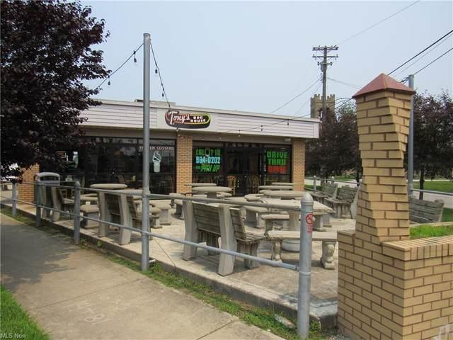 528 Lake Avenue, Ashtabula, OH 44004 (MLS #4304053) :: Jackson Realty