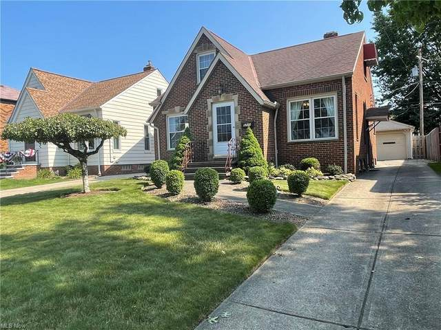 5711 Charles Avenue, Parma, OH 44129 (MLS #4304054) :: Select Properties Realty