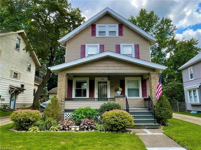 78 E Archwood Avenue, Akron, OH 44301 (MLS #4304064) :: Simply Better Realty