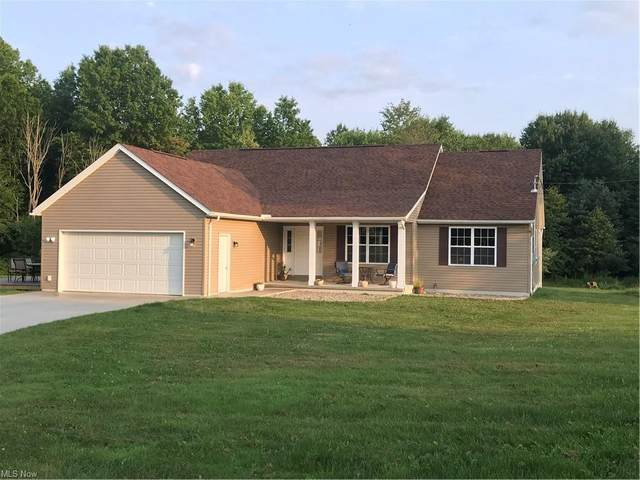 8419 Gibson Road, Canfield, OH 44406 (MLS #4304072) :: TG Real Estate