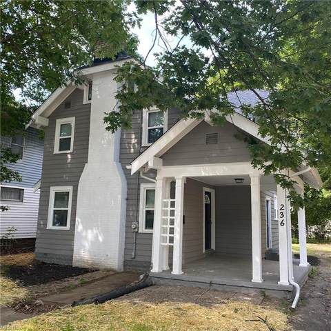 236 Madison Avenue, Akron, OH 44320 (MLS #4304142) :: Krch Realty
