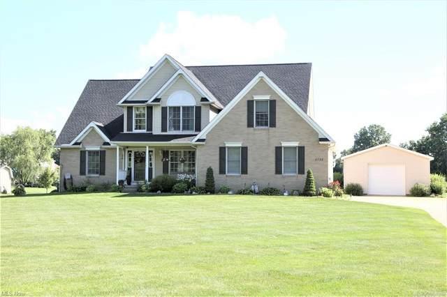4758 Sherman Road, Kent, OH 44240 (MLS #4304198) :: The Art of Real Estate