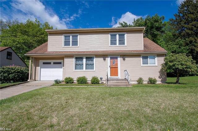 965 Werstler Avenue NW, North Canton, OH 44720 (MLS #4304324) :: Keller Williams Legacy Group Realty