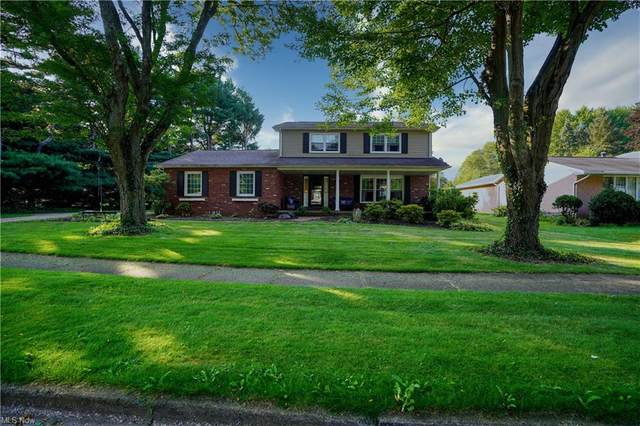 3108 Treeside Street NW, Canton, OH 44709 (MLS #4304332) :: Keller Williams Legacy Group Realty