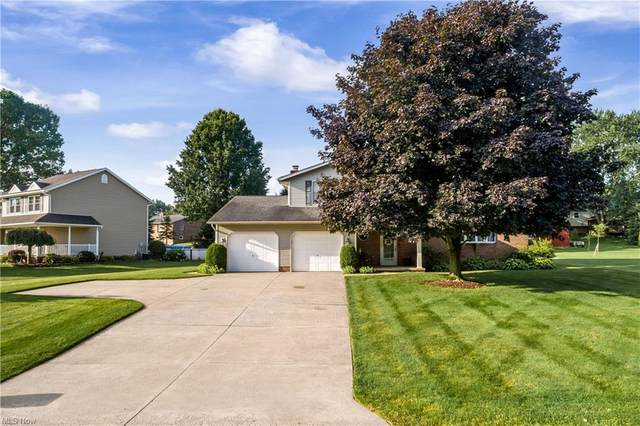 5284 Dolores Street SW, Canton, OH 44706 (MLS #4304340) :: Keller Williams Legacy Group Realty