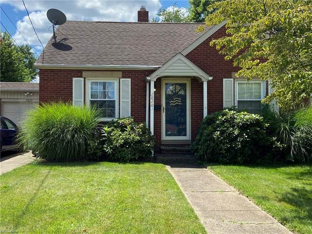 2820 14th Street NW, Canton, OH 44708 (MLS #4304401) :: Keller Williams Legacy Group Realty