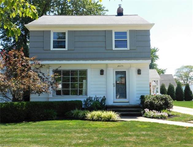 20775 Northwood Avenue, Fairview Park, OH 44126 (MLS #4304423) :: The Holden Agency