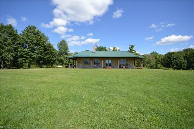 2594 Wakefield Creek Road, Farmdale, OH 44417 (MLS #4304499) :: The Holden Agency