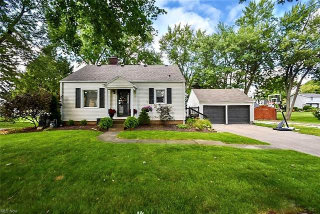3177 Pleasant Street NW, North Canton, OH 44720 (MLS #4304548) :: Keller Williams Legacy Group Realty