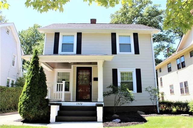 1572 Parkwood Road, Lakewood, OH 44107 (MLS #4304568) :: Tammy Grogan and Associates at Keller Williams Chervenic Realty