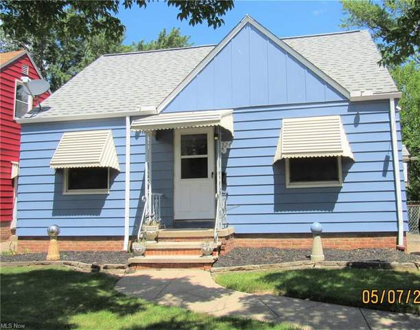 3324 Lennox Avenue, Cleveland, OH 44134 (MLS #4304657) :: The Holden Agency