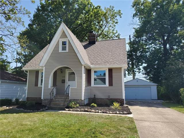 1635 Woodrow Avenue, Mayfield Heights, OH 44124 (MLS #4304709) :: RE/MAX Edge Realty
