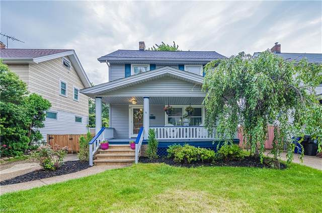 4419 W 171st Street, Cleveland, OH 44135 (MLS #4304737) :: The Holden Agency