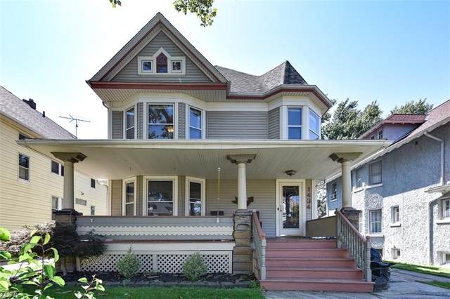 1434 Lincoln Avenue, Lakewood, OH 44107 (MLS #4304807) :: The Jess Nader Team   REMAX CROSSROADS