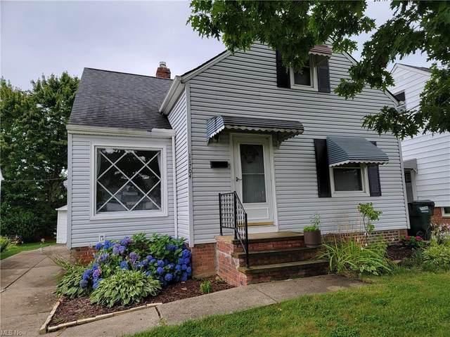 11704 Hastings Road, Garfield Heights, OH 44125 (MLS #4304817) :: The Holden Agency