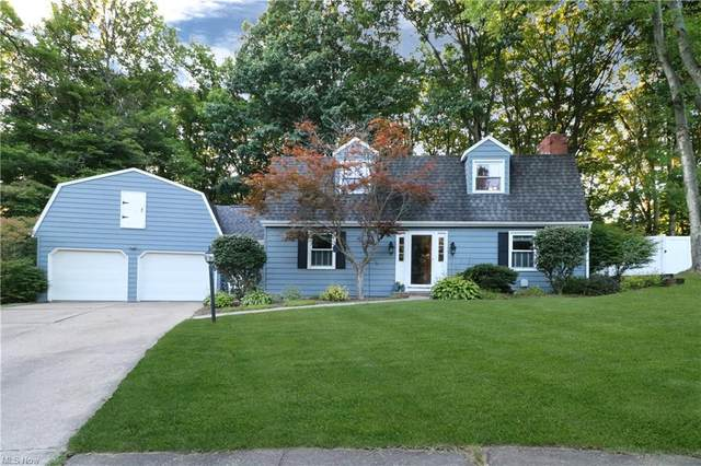 1412 Hickory Lane, Wooster, OH 44691 (MLS #4304827) :: RE/MAX Edge Realty