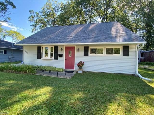 1622 Denison Avenue NW, Warren, OH 44485 (MLS #4304920) :: Simply Better Realty