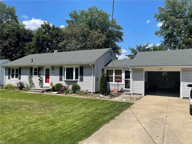 1665 Eastwood Avenue, Akron, OH 44305 (MLS #4305030) :: Keller Williams Legacy Group Realty