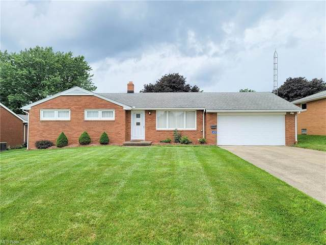 425 Ambrose Avenue NW, Canton, OH 44708 (MLS #4305052) :: Keller Williams Legacy Group Realty