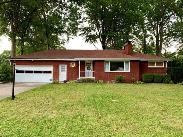 3849 Southwood Drive SE, Warren, OH 44484 (MLS #4305151) :: TG Real Estate