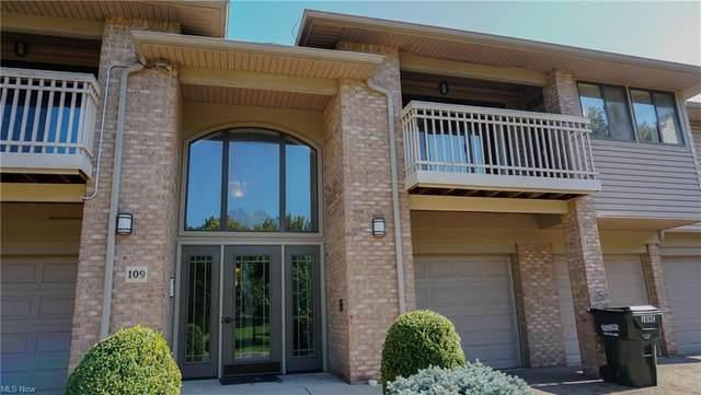 3800 Rosemont Boulevard 109E, Fairlawn, OH 44333 (MLS #4305184) :: Keller Williams Legacy Group Realty