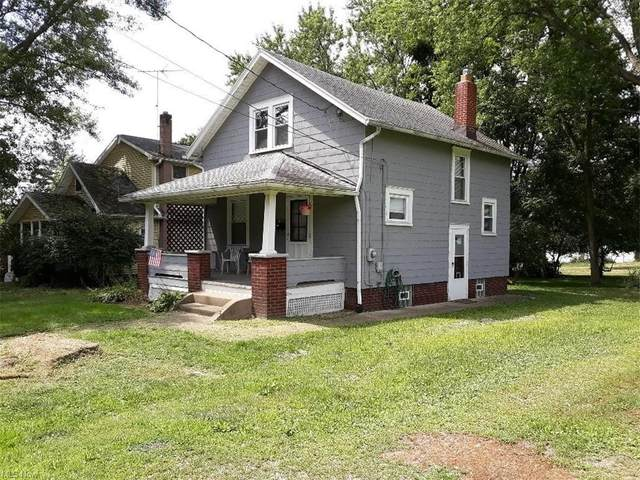 3021 Regent Avenue NE, Canton, OH 44705 (MLS #4305213) :: Keller Williams Legacy Group Realty