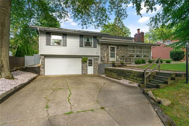 247 Evergreen Drive, Poland, OH 44514 (MLS #4305293) :: The Holden Agency