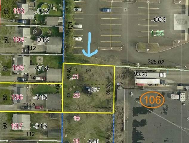 Rear Longfellow, Elyria, OH 44035 (MLS #4305396) :: TG Real Estate