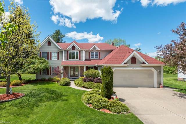 10632 Lake Meadows Drive, Strongsville, OH 44136 (MLS #4305401) :: The Holden Agency