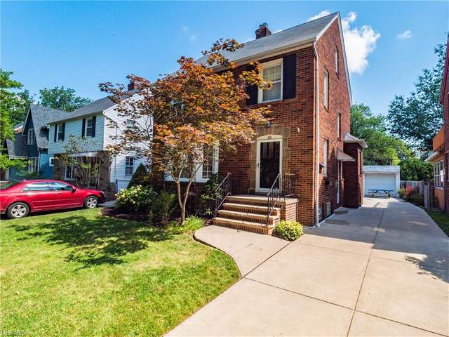 65 E 213 Street, Euclid, OH 44123 (MLS #4305415) :: The Holden Agency